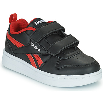 Shoes Children Low top trainers Reebok Classic REEBOK ROYAL PRIME Black / Red
