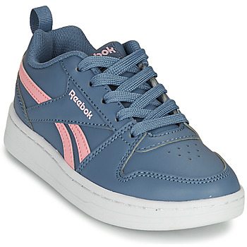 Shoes Girl Low top trainers Reebok Classic REEBOK ROYAL PRIME Blue / Pink