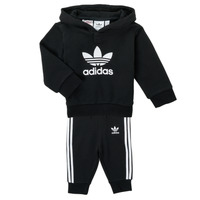 material Children Sets & Outfits adidas Originals TROPLA Black