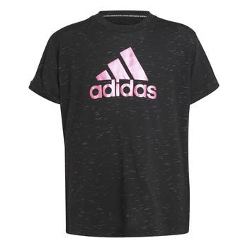 material Girl short-sleeved t-shirts adidas Performance MONICA Black