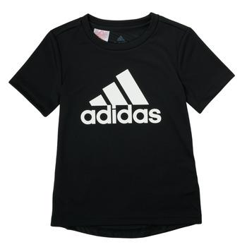 material Boy short-sleeved t-shirts adidas Performance NADGED Black