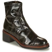 Shoes Women Mid boots Mam'Zelle GUETTA Black