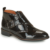 Shoes Women Mid boots Mam'Zelle SANTANA Black