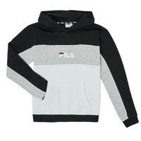 material Girl sweaters Fila POLLY Black / Grey