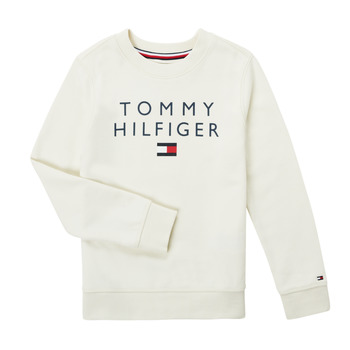 material Boy sweaters Tommy Hilfiger HERTINA White