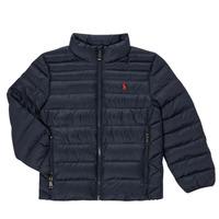 material Girl Duffel coats Polo Ralph Lauren PERTUN Marine