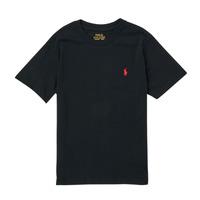 material Boy short-sleeved t-shirts Polo Ralph Lauren FANNY Black