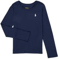 material Girl Long sleeved shirts Polo Ralph Lauren TENINA Marine