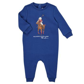 material Boy Jumpsuits / Dungarees Polo Ralph Lauren KATRINA Marine