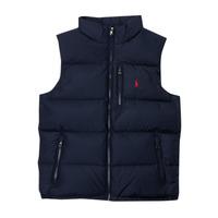material Boy Duffel coats Polo Ralph Lauren SOLEDDA Marine