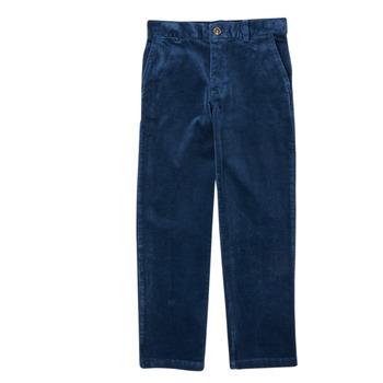 material Boy 5-pocket trousers Polo Ralph Lauren TRALINA Marine