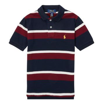 material Boy short-sleeved polo shirts Polo Ralph Lauren POLLONO Multicolour