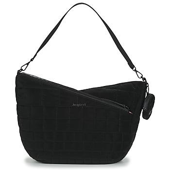 Bags Women Shoulder bags Desigual COCOA HARRY 2.0 MAXI Black