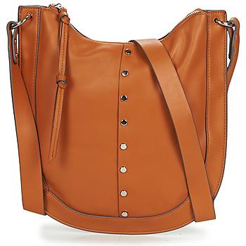 Bags Women Shoulder bags Esprit VENETIASHLDBG Brown