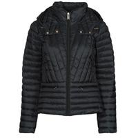 material Women Duffel coats Esprit LL*PAR 3M THINS Black