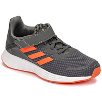 Shoes Boy Running shoes adidas Performance DURAMO SL C Grey / Red