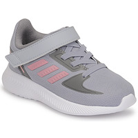 Shoes Girl Running shoes adidas Performance RUNFALCON 2.0 I Grey / Pink