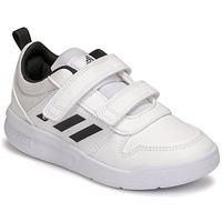 Shoes Children Low top trainers adidas Performance TENSAUR C White / Black