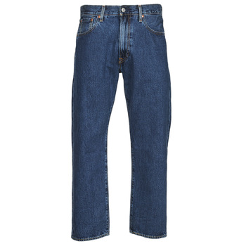 material Men straight jeans Levi's 551Z STRAIGHT CROP Blue
