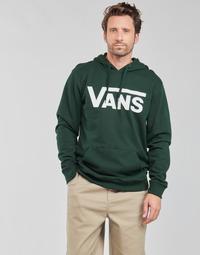 material Men sweaters Vans VANS CLASSIC PO HOODIE II Blue
