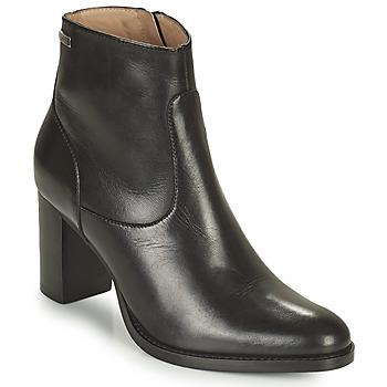 Shoes Women Ankle boots Les Petites Bombes AMBRINE Black