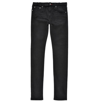material Boy Skinny jeans Teddy Smith FLASH SKINNY Black