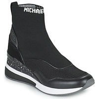 Shoes Women High top trainers MICHAEL Michael Kors SWIFT Black
