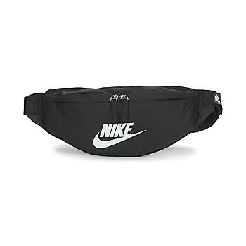 Bags Bumbags Nike NK HERITAGE WAISTPACK - FA22 Black / White