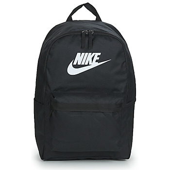 Bags Rucksacks Nike NIKE HERITAGE Black / White