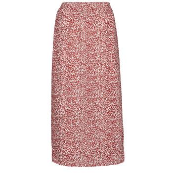 material Women Skirts Betty London OSWANI Rust / White