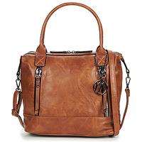 Bags Women Shoulder bags Moony Mood PAOLINE Camel