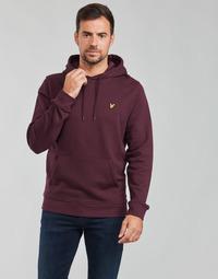 material Men sweaters Lyle & Scott KOLAVE Bordeaux