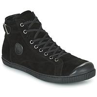Shoes Women High top trainers Pataugas LATSA Black