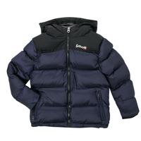 material Children Duffel coats Schott UTAH 2 Marine