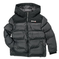 material Children Duffel coats Schott UTAH 2 Grey
