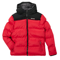 material Children Duffel coats Schott UTAH 2 Red