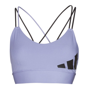 material Women Sport bras adidas Performance AMEBAR Violet / Orbite