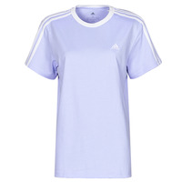 material Women short-sleeved t-shirts adidas Performance WESBEF Violet