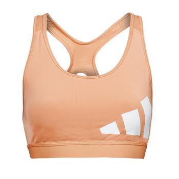 material Women Sport bras adidas Performance BETEBAR Blush / Ambiant