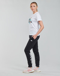 material Women Tracksuit bottoms adidas Performance WELINFL Black