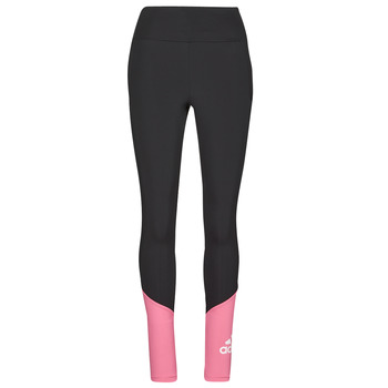 material Women leggings adidas Performance WEBLETIG Black