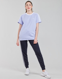 material Women Tracksuit bottoms adidas Performance WESFTEC Ink