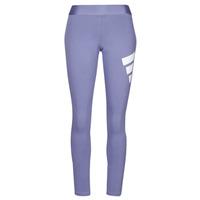 material Women leggings adidas Performance WIFIEB LEGGING Violet / Orbite