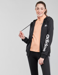 material Women Jackets adidas Performance WELINFT FZ Black