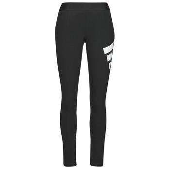 material Women leggings adidas Performance WIFI 3B LEGGING Black