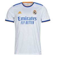 material short-sleeved t-shirts adidas Performance REAL H JSY White