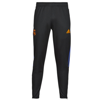 material Tracksuit bottoms adidas Performance REAL TR PNT Black