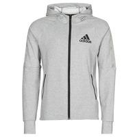 material Men Jackets adidas Performance M MT FZ HD Grey / Medium