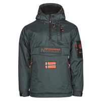 material Men Parkas Geographical Norway BARKER Grey / Dark