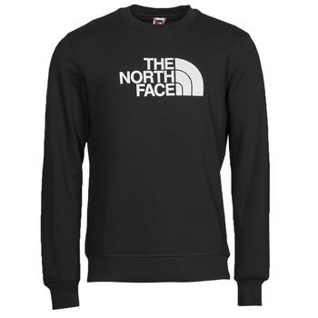 material Men sweaters The North Face DREW PEAK CREW Black / White